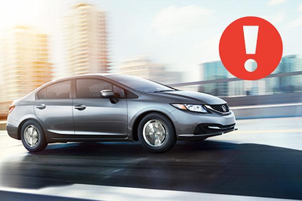 Honda Recall Information
