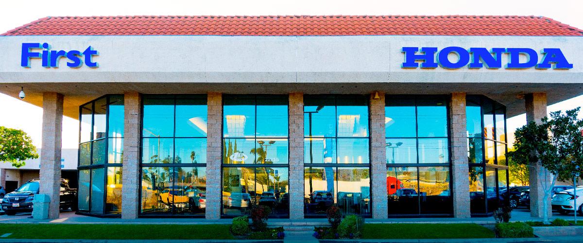 Honda Dealership Near Me >> Honda Dealership Near Thousand Oaks Ca