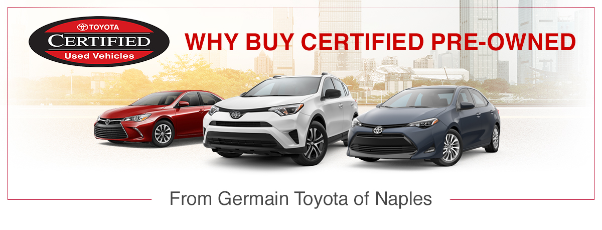 Why Buy A Certified Pre Owned Toyota Toyota Dealer In