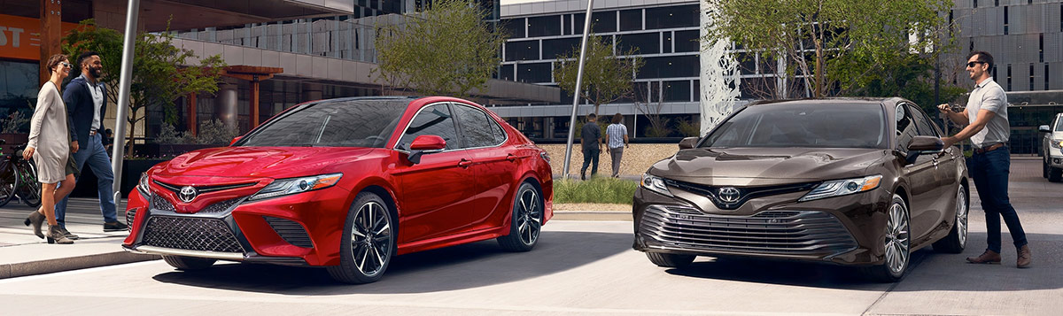 New 2019 Toyota Camry Lease In Naples Fl