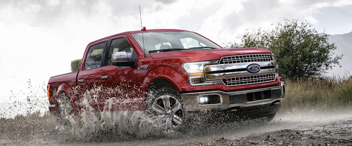 Lease a 2018 Ford F-150 | Ford Trucks near Marlboro Township, NJ
