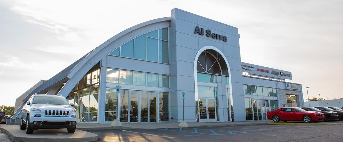 Al Serra Chrysler Dodge Jeep Ram Serving Fenton Mi Ram Sales