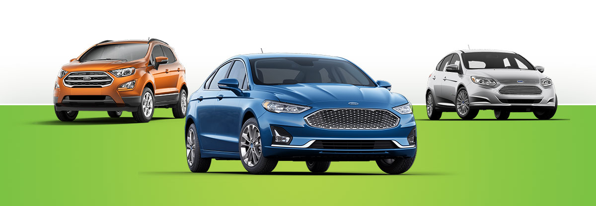 Ford Vehicle Fuel Efficiency
