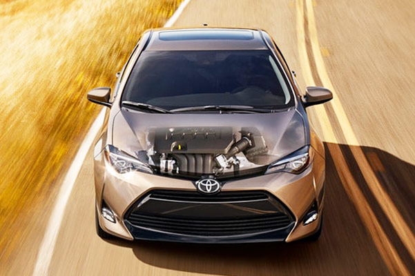 Buy or Lease a New 2019 Toyota Corolla in Hollywood, FL | Toyota of