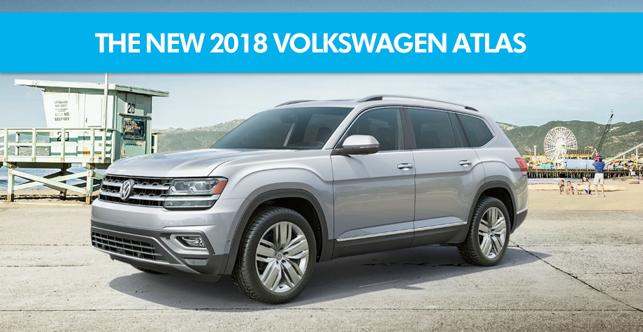 2018 Volkswagen Atlas Suv Vw Dealership Near Dover Nh